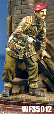 Wee Friends 35012 - WWII British Para Officer