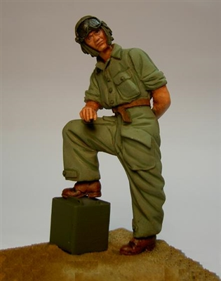 Wee Friends 35034 - WWII US Tank Crewman, Early War