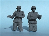 Wee Friends 35049 - WWII German StuG Crew