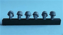 Wee Friends WH35006 - WWII German Heads #2