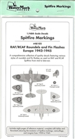 WaterMark 48102 - Spitfire Markings