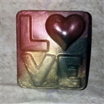 LOVE Soap scented in Pink Sugar Type | Smells just like cotton candy