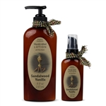 Goat Milk & Honey Lotion