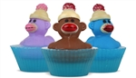 Sock Monkey Duck Soap