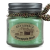 Pineapple Mint Scented Soy Candle