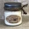 Winter Frost Scented Soy Candle