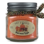 Harvest Scented Soy Candle