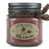 Twigs & Berries Scented Soy Candle