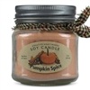 Pumpkin Spice Scented Soy Candle
