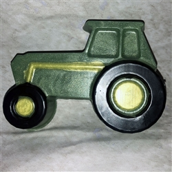 Green Tractor Soap