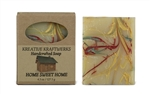 Home Sweet Home Handcrafted Cold Process Soap
