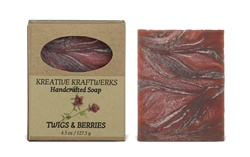 Twigs & Berries Soap
