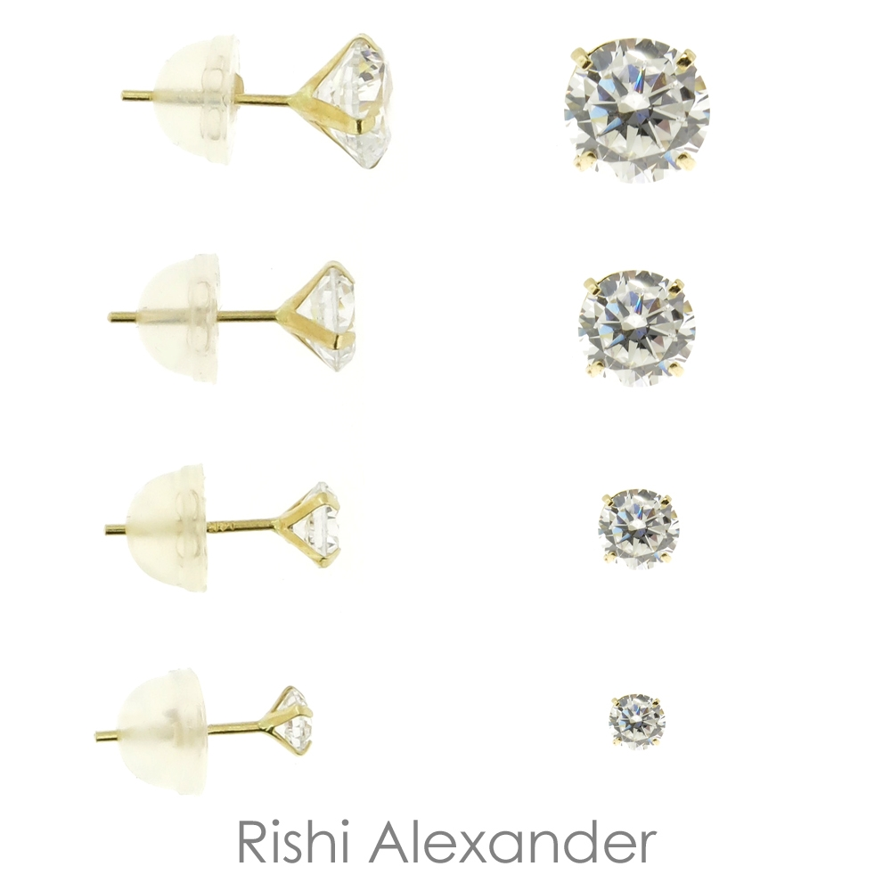 47e1933c7 Ball stud earrings that are made form solid 14kt Gold that sizes 2mm  perfect for cartilage ...