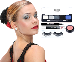 Isadora Smoky Eye  Dance Makeup Kit 4 pc