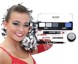 Gabi Midnight Smoky 5-Piece Dance Team Makeup Kit