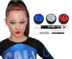 Twinnie Cheer Makeup Kit