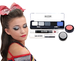 Gabi Midnight Smoky 5-Piece Cheer  & Dance Makeup Kit