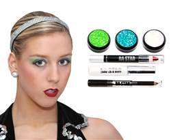 Julia Cheer or Dance Makeup Kit