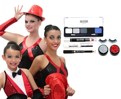 Midnight Smoky Studio 7-Piece Dance Makeup Kit