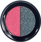 Duo Eye Shadow, Hot Pink & Charcoal