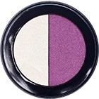Duo eye Shadow. Purple & Diamond