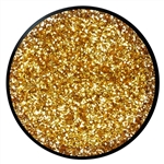 Gold Glitter Makeup for Sparkle & Shine
