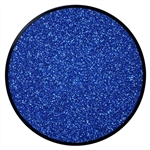 Navy Blue Glitter Makeup