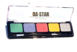 Spirit Eye Shadow Palette. 5 All Star Colors