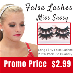 Promo False Lashes - Miss Sassy