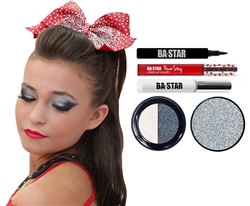 Glitter & Matte Makeup Kit