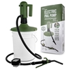 TRPAIL-M - Electric Pail Pump with Oil Meter