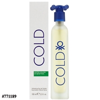 120227 BENETTON COLD 3.4 OZ