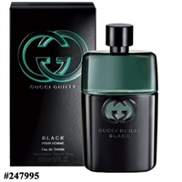 247995 GUCCI GUILTY BLACK 3.0 OZ