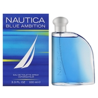 268522 NAUTICA BLUE AMBITION 3.4 OZ