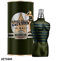 271049 JP LE MALE AVIATOR 4.2 OZ EDT SPR