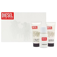 771063 DIESEL PLUS PLUS 3 PCS SET