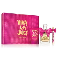 771150 VIVA LA JUICY 3 PCS SET: 3.4 SP