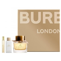 771152 BURBERRY MY BURBERRY 3 PCS SET: 3 OZ SP