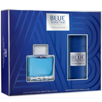 771159 AB Blue Seduction Set for Men: EDT 100 ml