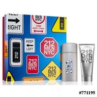 771195 212 2 PCS SET FOR MEN: 3.4 SP
