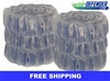 "6""x8"" Air Pillows 80 GALLONS 270 qty 10.67 CUBIC FT"