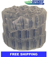 "8""x8"" Air Pillows 40 GALLONS 84 qty 5.33 CUBIC FT"