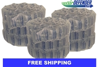 "8""x8"" Air Pillows 120 GALLONS 252 qty 16 CUBIC FT"