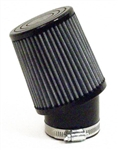 "Air Filter, Race, Open Element, 3.5"" x 4"" (2-7/16"" Opening), Angled, Our Most Popular"