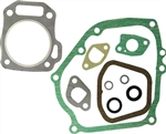 Gasket Kit / Engine Set, GX160 : Genuine Honda