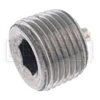 Plug, 1/8 Pipe, Zinc plated with sealant