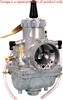 Carburetor, Mikuni, TM Flat Slide, 36mm W/Accelerator Pump