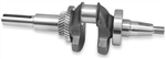 Crankshaft, GX390, 13 HP : Aftermarket Replacement (Chinese), 64mm Stroke