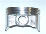 Piston, GX340 UT1, 1.2 mm rings (T3) : Genuine Honda