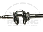 "Crankshaft, Stroker, GX160 (+.160""), 180cc, RH (2 to 1 gearbox)"
